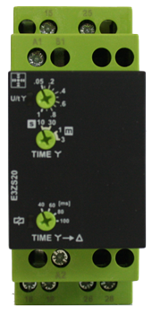 Star / Delta time relay E3ZS20 Image